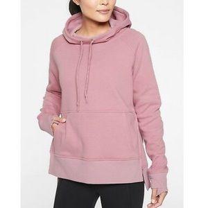 Athleta Cozy Karma longer hoodie